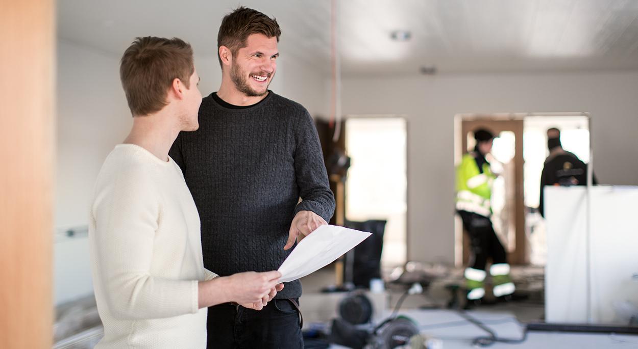 Lundqvist Trävaru AB har en strävan efter att bli ett Google i byggbranschen.