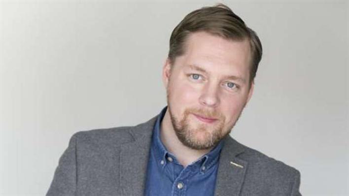 Günther Mårder - delägare i Lundqvist Trävaru AB