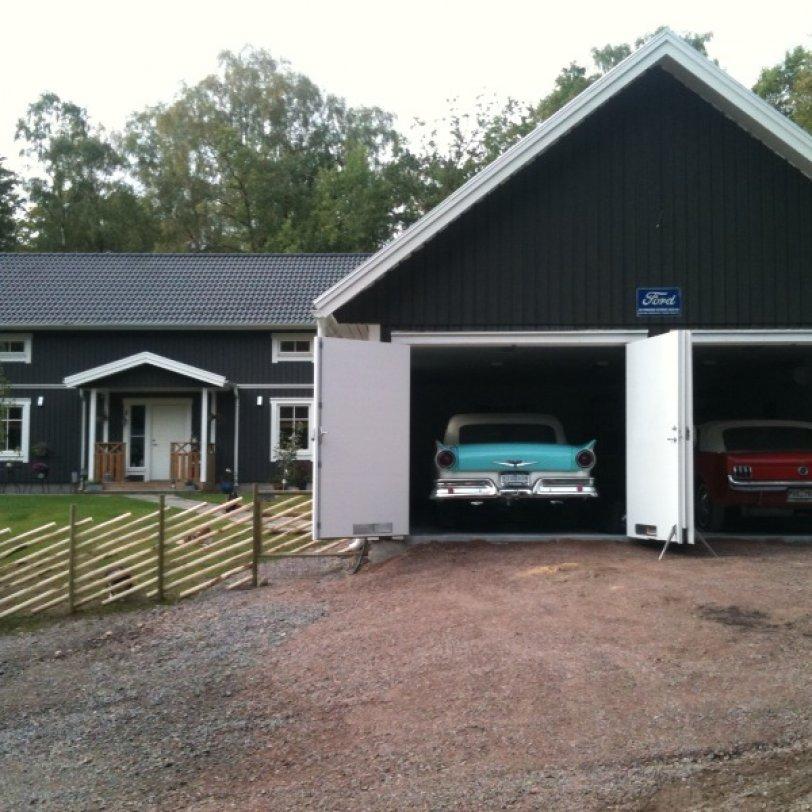 Garasjen til Forden