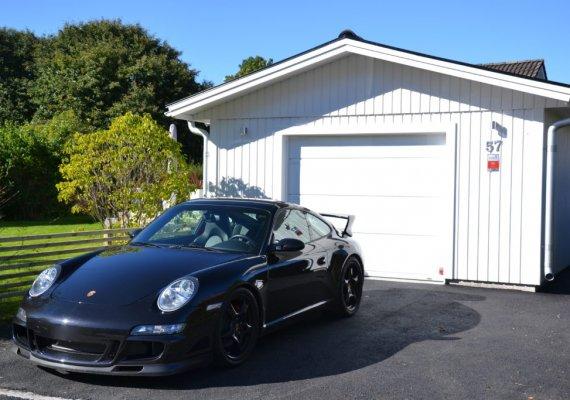Porschen kan fås som tilvalg